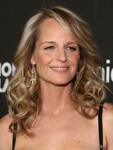 Helen Hunt arrives at the 'Montblanc Signature for Good' Charity Initiative held at Paramount Studios, Los Angeles, February 20, 2009