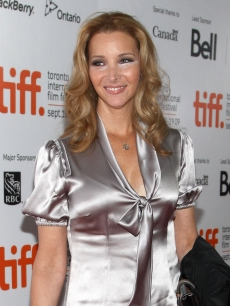Lisa Kudrow shines bright at the 'Love And Other Possible Pursuits' screening during the 2009 Toronto International Film Festival on September 16, 2009 in Toronto