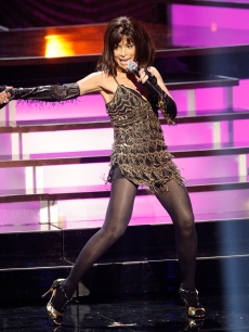 Paula Abdul performs onstage during 2009 'VH1 Divas' event at Brooklyn Academy of Music, September 17, 2009