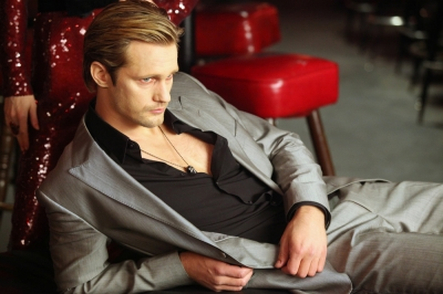Alexander Skarsgard in a scene from 'True Blood' Season 2