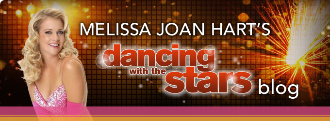 Melissa Joan Hart&#8217;s &#8216;Dancing&#8217; Blog