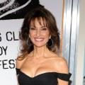 Susan Lucci looks chic at the &#8216;A Serious Man&#8217; premiere at the Ziegfeld Theatre in New York City on September 24, 2009