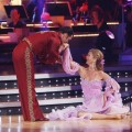 Tony Dovolani and Kathy Ireland on Week 2 of 'Dancing With the Stars'
