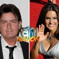Charlie Sheen and Mariska Hargitay - AH Nation