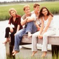 The cast of &#8216;Dawson&#8217;s Creek&#8217; (1999)