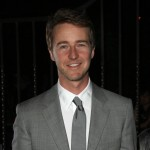 Edward Norton arrives at the 'Leaves of Grass' screening during the 2009 Toronto International Film Festival held at the Ryerson Theater, Toronto, September 14, 2009