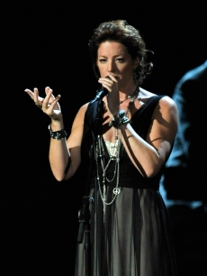 Sarah Mclachlan performs onstage during the 61st Primetime Emmy Awards held at the Nokia Theatre, LA, September 20, 2009