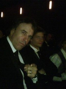 'Top Chef's' Gail Simmons tweeted, 'Kevin Nealon cheering us on!' #emmys