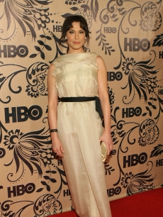Michelle Forbes attends HBO's post Emmy Awards reception