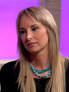 Chynna Phillips talks with Access Hollywood on October 1, 2009