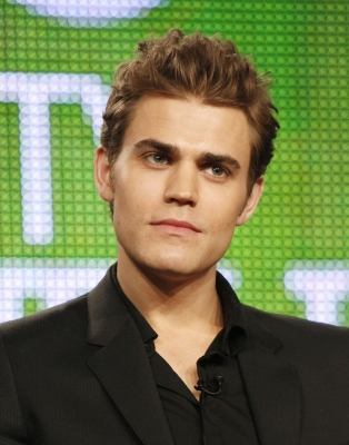 Paul Wesley of &#8216;The Vampire Diaries&#8217; appear during the CW Network portion of the 2009 Summer Television Critics Association Press Tour at The Langham Huntington Hotel &amp; Spa, Pasadena, August 4, 2009