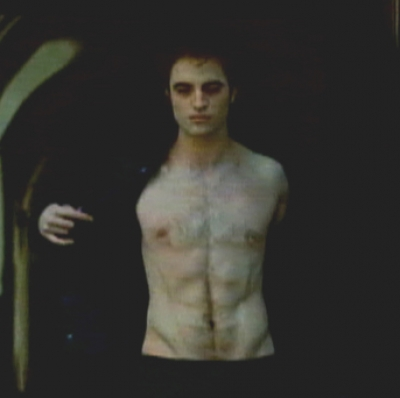 Robert Pattinson in 'New Moon'