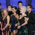 Melissa Joan Hart and her friends and competitors on &#8216;Dancing&#8217;