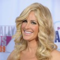 'Real Housewives of Atlanta' star Kim Zolciak arrives at The Music Box at the Fonda Hollywood on October 13, 2009 in Los Angeles