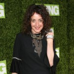 Jane Adams arrives at the HBO premiere of &#8216;Hung&#8217; held at Paramount Studios on June 24, 2009 in Los Angeles