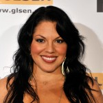Sara Ramirez at the 5th Annual GLSEN Respect Awards at the Beverly Hilton in LA on October 9, 2009