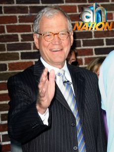 David Letterman arrives at the &#8216;Late Show with David Letterman&#8217; at the Ed Sullivan Theater on August 27, 2009 in New York City