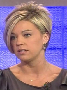 Kate Gosselin on NBC's the 'Today' show on October 5, 2009