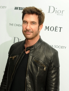 Dylan McDermott attends a screening of &#8216;An Education&#8217; in NYC, Oct. 7, 2009