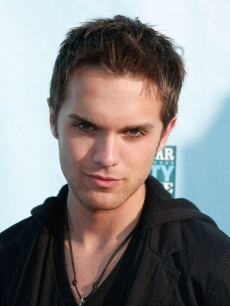 Thomas Dekker arrives at the FOX All-Star Party at the Pier held at Pacific Park on the Santa Monica Pier on July 14, 2008 in Santa Monica, California