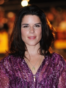 Neve Campbell arrives for the premiere of 'The Men Who Stare At Goats' during the Times BFI 53rd London Film Festival at the Odeon Leicester Square, London, October 15, 2009