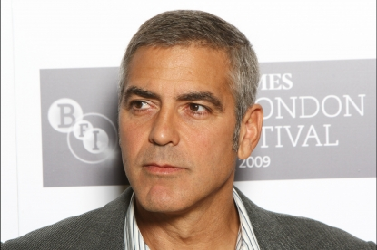 George Clooney attends a photocall for &#8216;Fantastic Mr. Fox&#8217; during the The Times BFI London Film Festival held at The Dorchester Hotel on October 14, 2009 in London, England