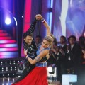 Alec Mazo and Natalie Coughlin show off their moves during Week 5 of 'Dancing'