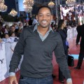 Will Smith smiles before heading into the premiere of &#8216;This Is It,&#8217; Los Angeles, Oct. 27, 2009