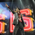 Michael Jackson rehearses for his 'This Is It' London tour in Los Angeles on June 23, 2009