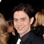 A clean-cut Jackson Rathbone in November 2008
