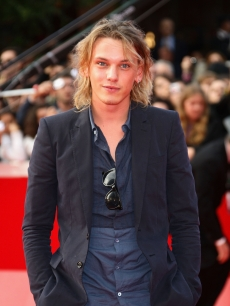 Jamie Campbell Bower attends the 'The Twilight Saga: New Moon' premiere during Day 8 of the 4th International Rome Film Festival, October 22, 2009