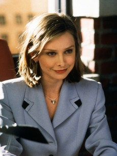 Calista Flockhart as All McBeal