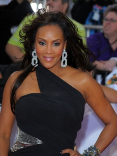 Vivica A. Fox strikes a pose at the LA &#8216;This Is It&#8217; premiere, Oct. 27, 2009