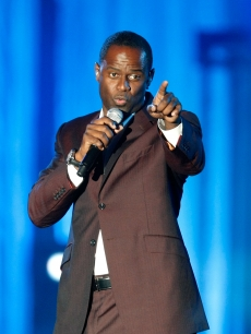 Brian McKnight performs at the Andre Agassi Charitable Foundation&#8217;s Grand Slam for Children event on September 26, 2009