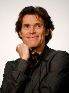 Willem Dafoe at an 'Antichrist' press conference on September 11, 2009