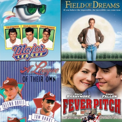 Top 10 Baseball Movies Of All-Time