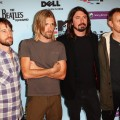Foo Fighters hit the red carpet at the 2009 MTV Europe Music Awards, Berlin, Germany, Nov. 5, 2009