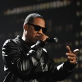 Jay-Z performs on stage at the 2009 MTV Europe Music Awards, Berlin, Nov. 5, 2009
