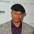 Terrence Howard attends a screening of 'Precious' in NYC, Nov. 5, 2009