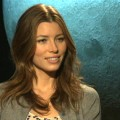 Jessica Biel Talks 'Planet 51,' 'Valentine's Day' & 'The A-Team'