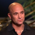 Andre Agassi talks with Access Hollywood (Nov. 2009)