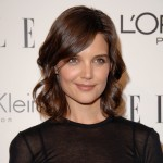 Katie Holmes arrives at ELLE&#8217;s 16th Annual Women In Hollywood Event at the Four Seasons Hotel on October 19, 2009 in Beverly Hills