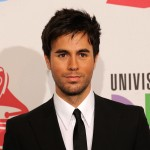 Enrique Iglesias poses in the press room during the 10th annual Latin GRAMMY Awards held at Mandalay Bay Events Center, Las Vegas, November 5, 2009