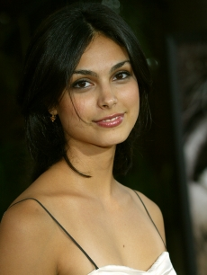 Morena Baccarin arrives at the premiere of 'Skeleton Key' at Universal Studios Cinema at Universal City Walk on August 2, 2005
