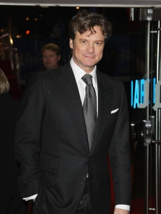 Colin Firth arrives for the World Film Premiere of Disney&#8217;s &#8216;A Christmas Carol&#8217; at the Odeon Leicester Square, London, November 3, 2009