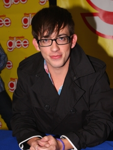 Kevin McHale signs copies of 'Glee: The Music Vol. 1,' Paramus, New Jersey, Nov. 4, 2009