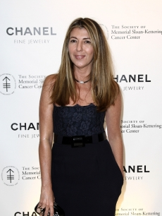 Nina Garcia attends the CHANEL Fine Jewelry Hosts 'Fête d'Hiver' Benefit at Four Seasons Restaurant, NYC, November 4, 2009