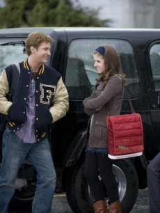 Justin Chon, Michael Welch, Anna Kendrick, and Christian Serratos in a shot from 'New Moon'