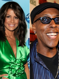 Paula Abdul/Arsenio Hall