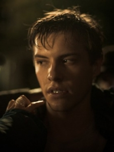 Director David Slade shares this Twitpic of Xavier Samuel as evil vampire Riley in &#8216;Eclipse&#8217;